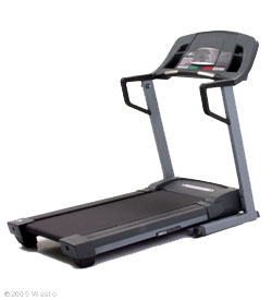 Weslo Treadmills - Base Model