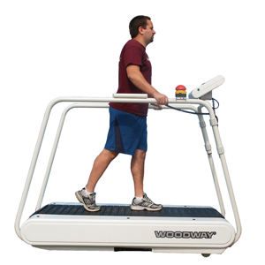 Woodway Medical Treadmill