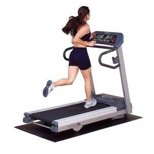 Endurance T6iHRC Folding Treadmill