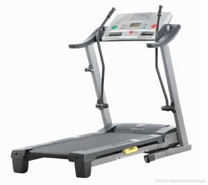 Golds Gym Maxx CrossWalk 650 Treadmill