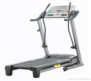 Golds Gym Maxx CrossWalk 650 Treadmill