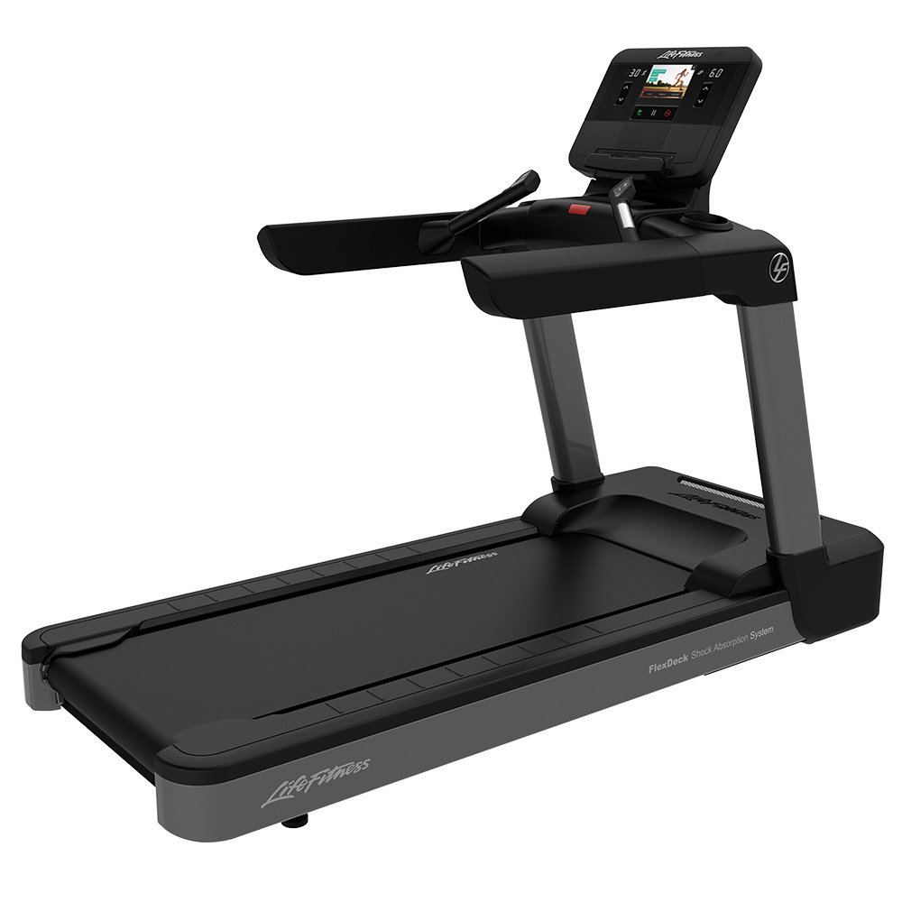 Life Fitness Club Series + Treadmill With Touch Screen Display and New Modern Design