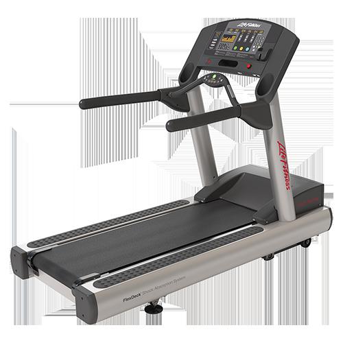Life Fitness Treadmills - Club Series