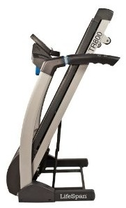Lifespan TR800 Treadmill Folded