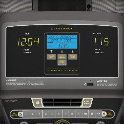 Livestrong LS10.0T Display