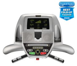 Livestrong LS16.9T Console