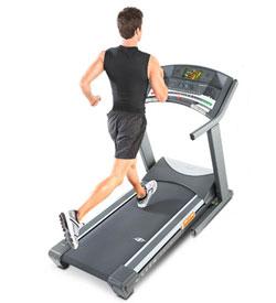 NordicTrack Elite 3200 TV Treadmill