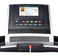 NordicTrack Elite 9700 Pro Treadmill Console