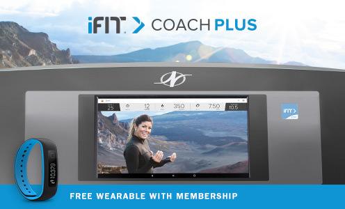 NordicTrack X11i Incline Trainer - iFit Coach Plus Console