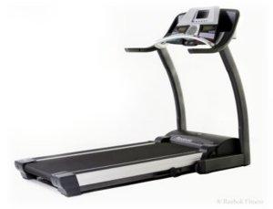 Reebok VISTA Treadmill with Flat-Screen TV