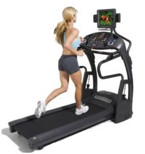 Smooth 9.45 TV Treadmill