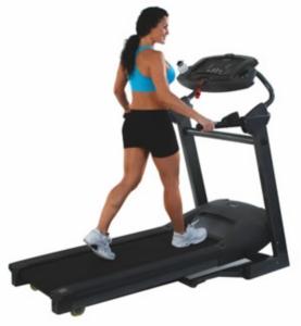 Smooth EVO FX30 Folding Treadmill
