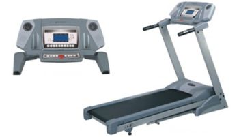 Spirit XT Treadmill and Console