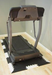 Treadmill Noise Reduction Mat