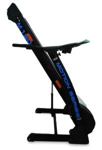 TruPace M150 Treadmill Folded