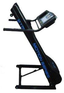 TruPace Treadmill Folded
