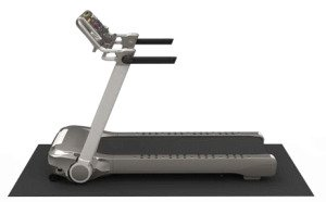 Yowza Biscayne Folding Treadmill