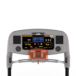 Yowza Daytona Treadmill Console
