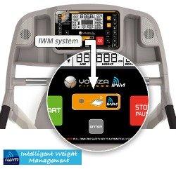 Yowza Sebring Transformer Treadmill Console