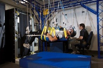 Zero Gravity Locomotion Simulator