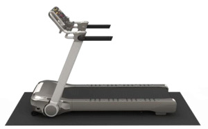 Yowza Biscayne Folding Treadmill