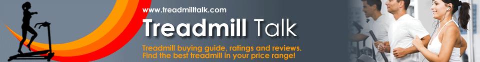 logo for treadmilltalk.com